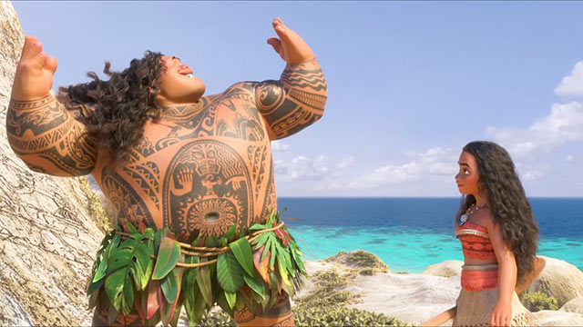 Vaiana-Maui