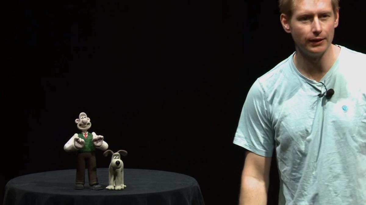 Siete charlas TED sobre animación